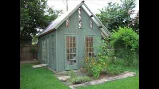 Garden Shed Designs | Garden Shed Base Ideas