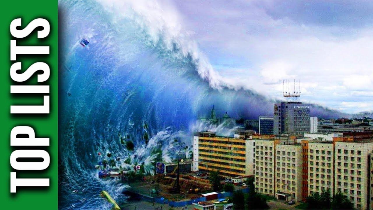 Natural Disaster Tsunami Paragraph