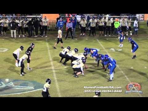 11-1-14 Marshall County vs Giles County (Highlights & Game Video) Alumni Football USA