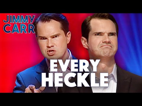 Matt Leonard - Every Single HECKLE! | Jimmy Carr