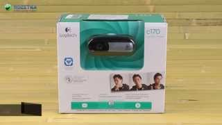 Демонстрация Lоgitech WebCam C170