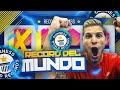 CONSIGO EL RECORD DEL MUNDO DE FUT DRAFT O DESCARTO CARTAS ROSAS!!! | FIFA 18