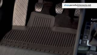 Originalni gumijasti tepihi Škoda - Originalna dopolnilna oprema