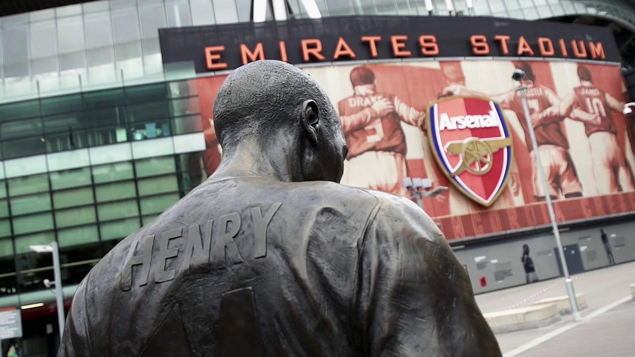 The Making of Celebration Corner, Arsenal FC