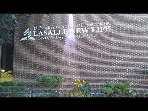 Lasalle New Life SDA Live Stream lasallenewlifesda.org