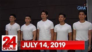 24 Oras Weekend: July 14, 2019 [HD]