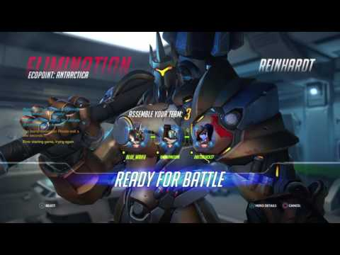 How to win 3v3s on Overwatch