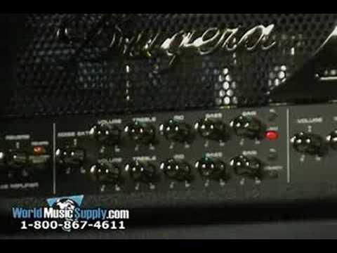 Bugera 333XL Electric Guitar Amplifier Head Demo