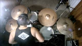 GABRIEL CASTILLO | Great Are You Lord | All Sons and Daughters | Drum Cover