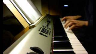 Pearl Harbor - And Then I Kissed Him (Piano Cover (Transcription); comp. by Hans Zimmer)