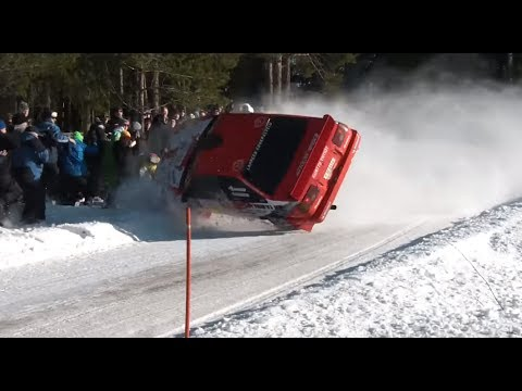 Best of Finnish rally crashes 2011-2013 by Pata78
