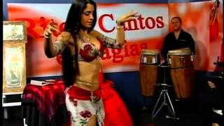 Ritos, Cantos e Magias - 21.11.2013 - Pai Neco de Oxalá e Mãe Ana de Oyá