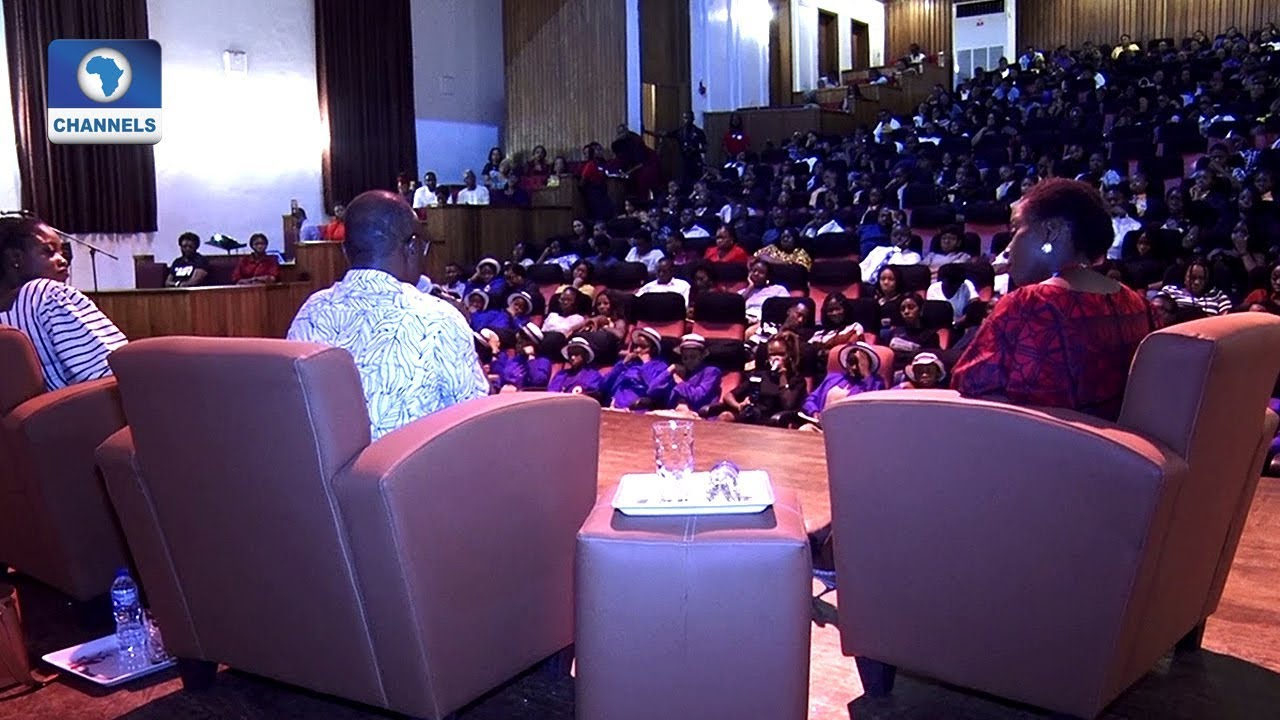 Professionals Share Success Stories To Encourage Young Minds