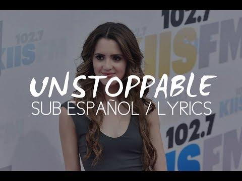 Laura Marano  Unstoppable Sub Español  s