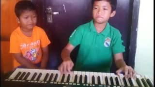 pemain keyboard cilik kampung ini punya bakat luar biasa