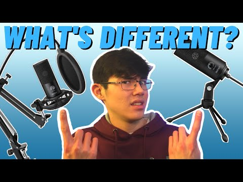 FIFINE'S K669 VS T669 OFFICIAL COMPARISON   What's The Difference?