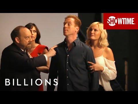 Billions | Season 2 First Takes | Damian Lewis & Paul Giamatti Series