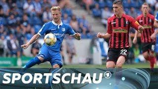 DFB-Pokal: Magdeburg gegen Freiburg - die Zusammenfassung | Sportschau