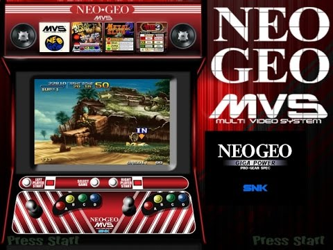 neo geo pc complet startimes