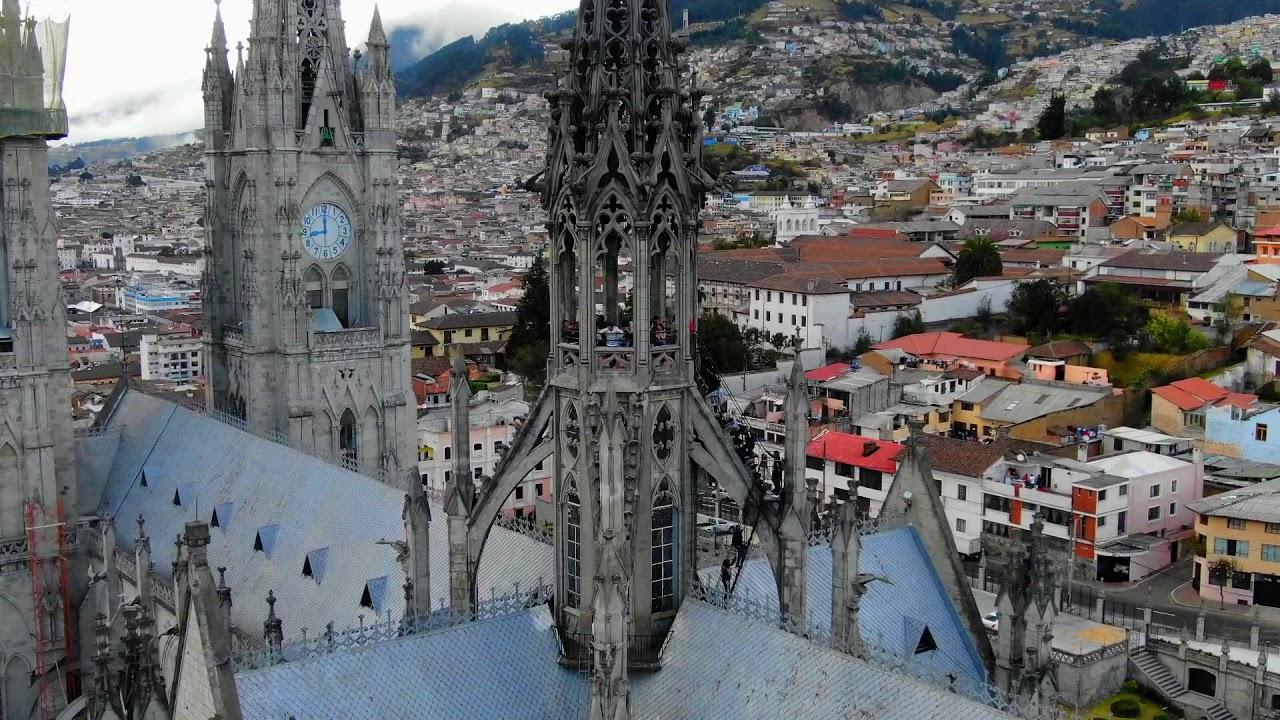 Quito, Ekuador Ibu Kota Negara Tertinggi di Dunia
