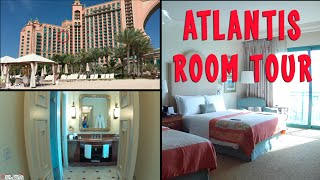 Atlantis Deluxe Beach View Room, the Palm Dubai, Very unofficial Travel Guide