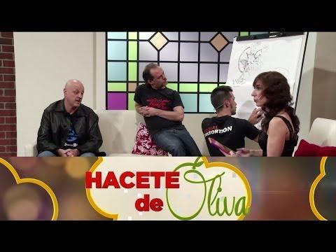 Hacete de Oliva - Yamila Cafrune + Historietistas infantiles (programa 165)