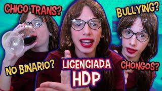 Bullying? Chico trans no binario? - LIC: HDP