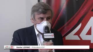 Interview de  Xavier LEPINE, Président de l'IEIF (Institut de l'Epargne Immobilière et Foncière)