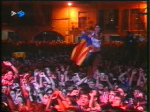 Sopa de Cabra concert al MMVV 1999 (part 1)