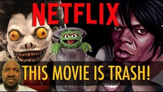 NETFLIX DEATH NOTE Movie Review – IT'S BAD. LIKE REALLY BAD. RUN!
