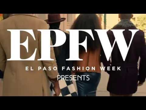 No Talk Just Walk El Paso Fashion Week 2016