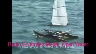 Repeat youtube video HYDROFOIL -- Horiuchi Creates a Sailboat, Ray Vellinga editor