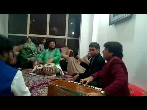 MY LIVE CONCERT WITH AHMAD HUSSAIN MOHAMMAD HUSSAIN