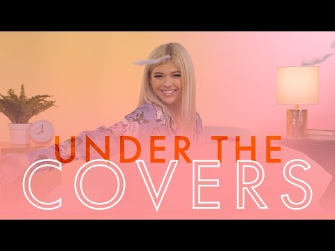 What Does Loren Gray Dream About?  Under the Covers