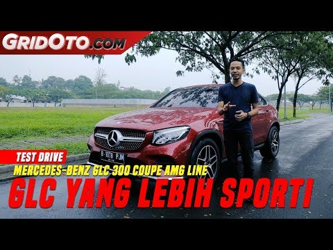 Mercedes-Benz GLC 300 Coupe AMG Line   Test Drive   GridOto