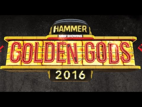 Golden Gods Awards 13.6.16 @Hammersmith