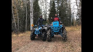 SKEGTOBER ! CANADA-RUSSIA ! ATV ! День 1-й, OSTACRUISER TEAM-NORTHWAY-ENDUROSYNDICATE !