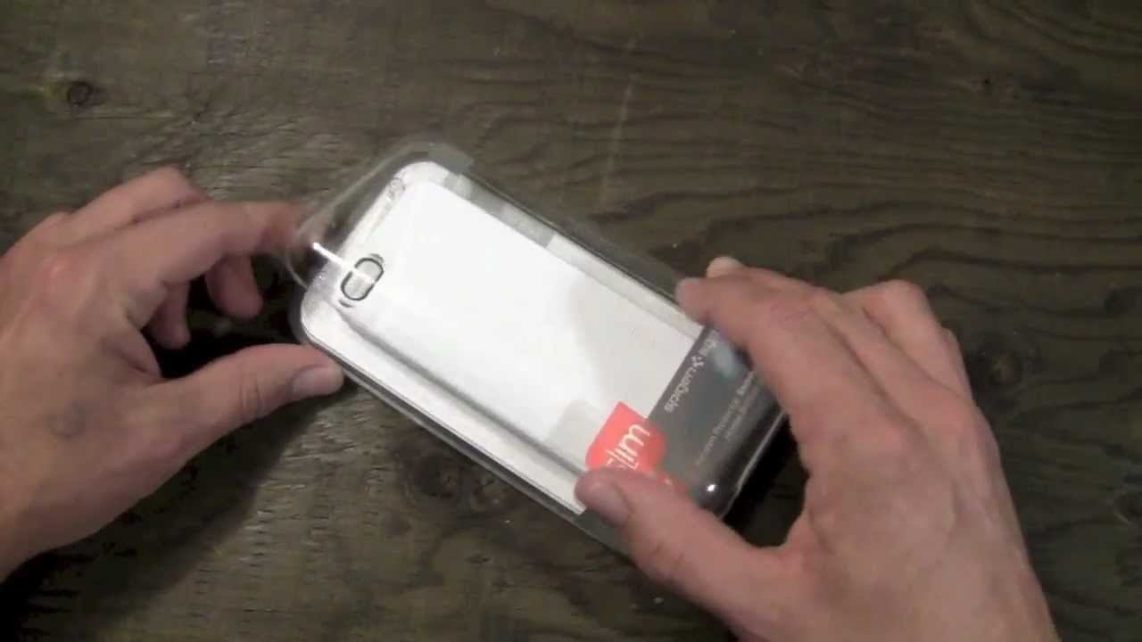 wholesale dealer 65b5d 4cd41 Spigen SGP Ultra Thin Air Case for iPhone 5