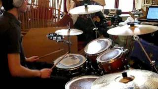 Download U2 - Sunday Bloody Sunday (drum cover - FULL) MP3 song and Music Video