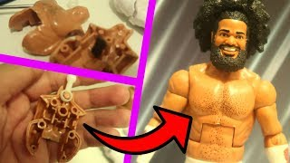 Easiest Way To TORSO CRACK Your WWE Figures Step by Step Tutorial