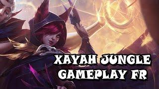XAYAH JUNGLE - Gameplay FR League of Legends