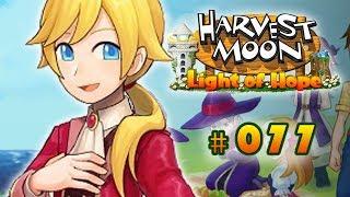 🎇 Harvest Moon: Light Of Hope - Let's Play #077 【 Deutsch / German 】 -  Cyrils Zukunft