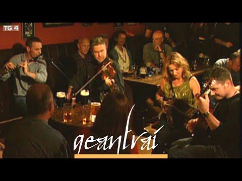 Tommy McCarthy|Louise Costello|Burren Pub, Boston|Geantraí 2003