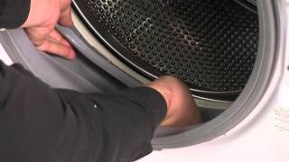 Replacing a Bellow on a Frigidaire Front Load Washer