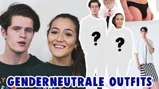 Genderneutrale outfits uitproberen ✰ Mannenstrings & Jurken?