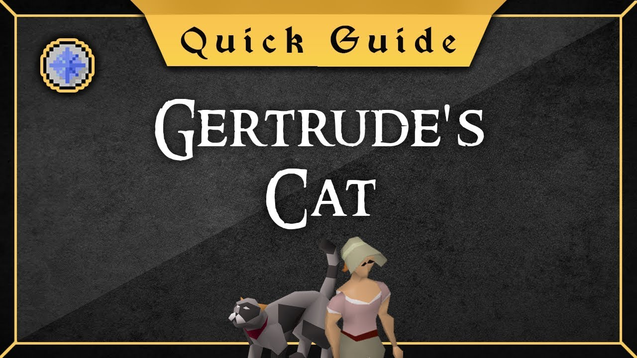 Download [Quick Guide] Gertrude's cat