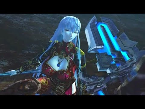 Valkyria Revolution Grand General Viktor Boss Fight Snake Tank S Rank Chapter 9