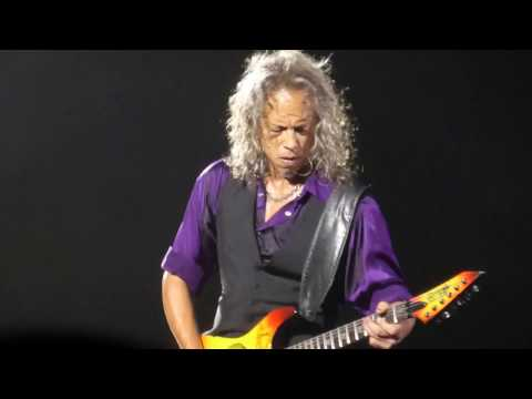 Metallica - Kirk Hammett Solo [A Dangerous Meeting] (Live in Copenhagen, February 7th, 2017)