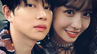 Heechul and Momo- moments🖤
