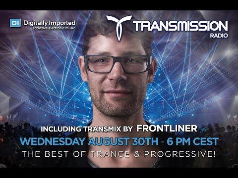 Transmission Radio #132 - Transmix by FRONTLINER